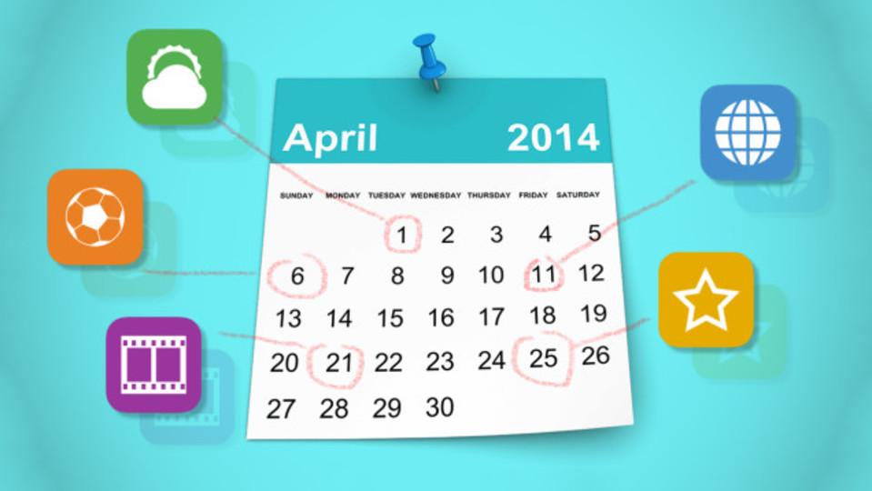 Googleカレンダーのカスタマイズ:天気やFacebookイベントを表示する、宇宙暦を確認するなど
