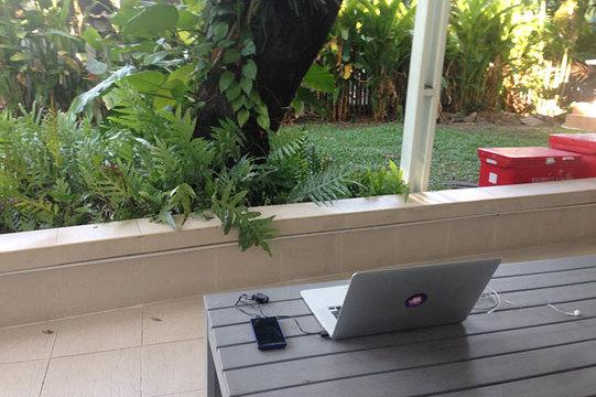 訪ねた世界のコワーキングスペース:タイ・バンコク「HUBBA Co-working」