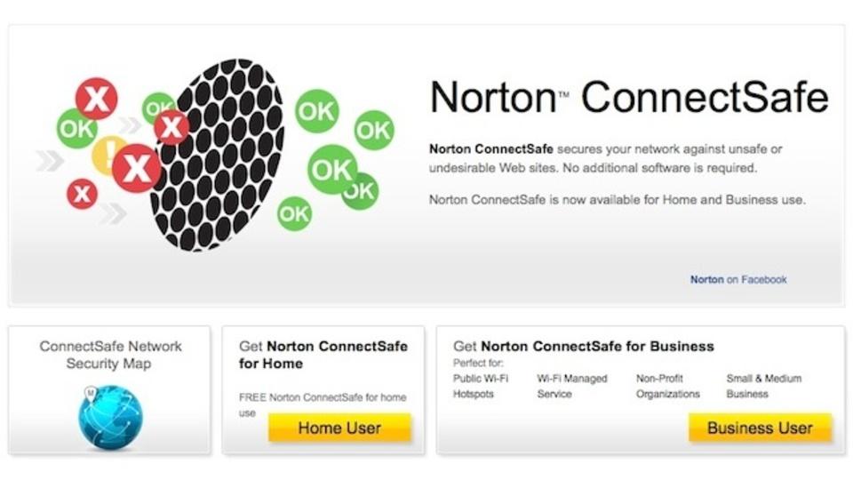 危険性のあるサイトをはじく『Norton ConnectSafe』は転ばぬ先の杖である
