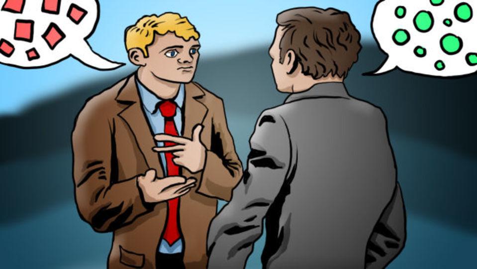 感情型 vs 説明好き:タイプが真逆の人の話をうまく聞く方法