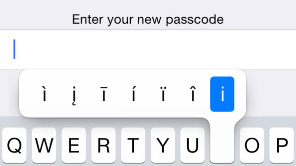簡単かつ高セキュリティなパスワードを設定するなら、特殊文字がオススメ