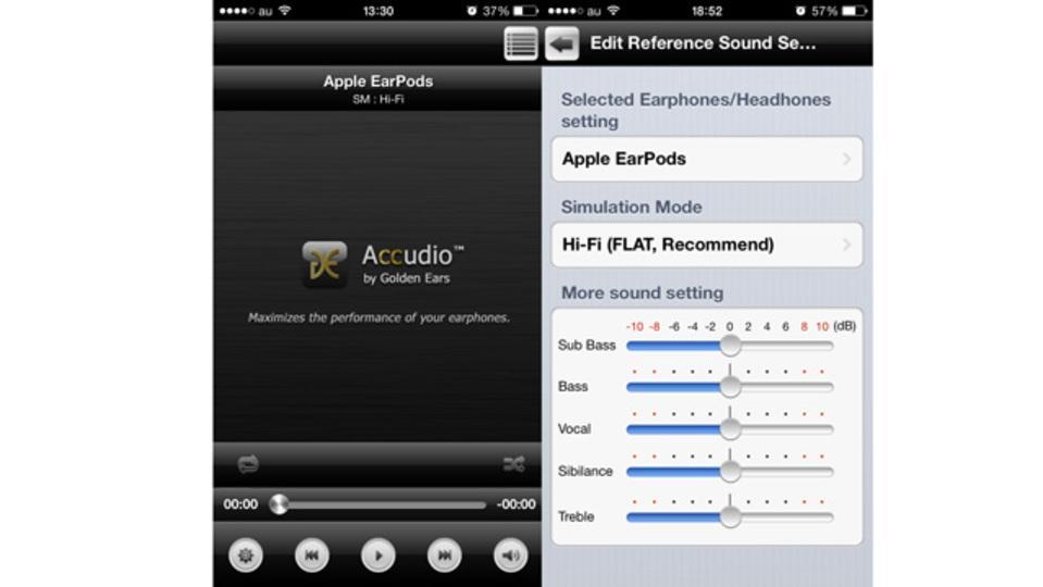 もう『ミュージック』には戻れない...愛用のイヤフォンに合わせて音質を最適化するiPhoneアプリ