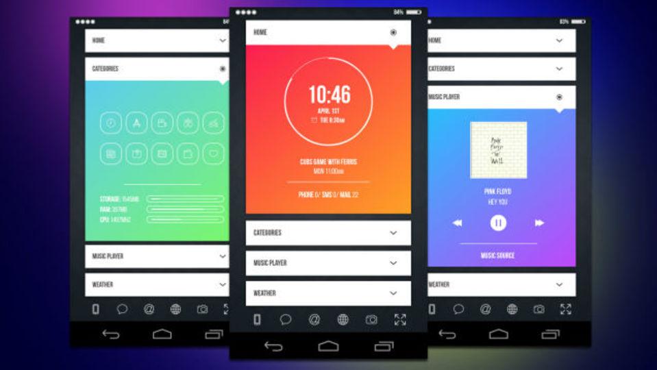 Androidのホームスクリーンをカスタマイズするなら「Themer」は必見