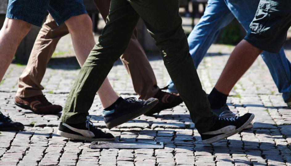 仕事に詰まったら、やっぱり歩くのがベスト:研究結果