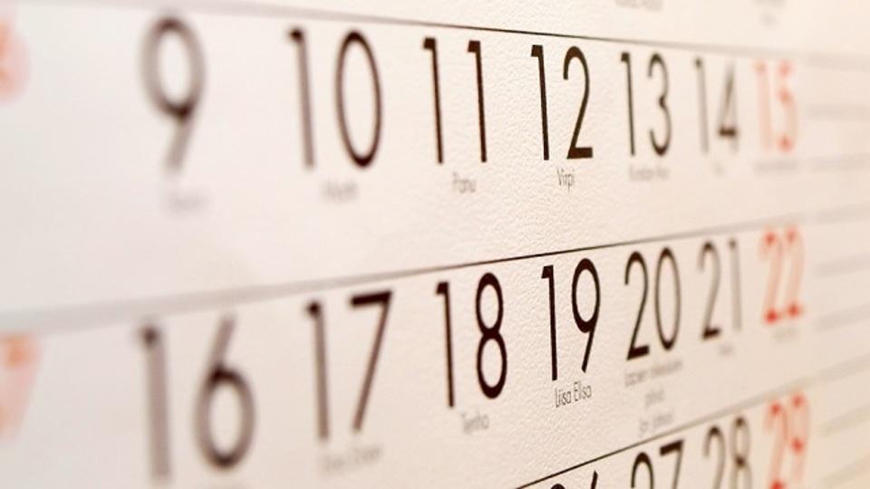 健康的な習慣を身につけるためにまずは「月曜日だけする」と決めてみよう
