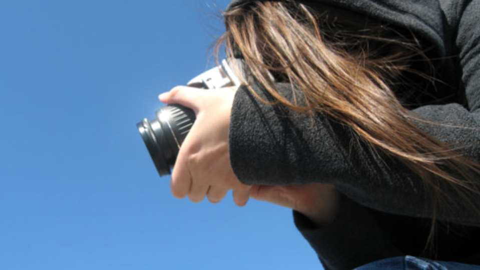 デジタル一眼を買う前には「青空」を撮影して、センサーが壊れていないかチェック