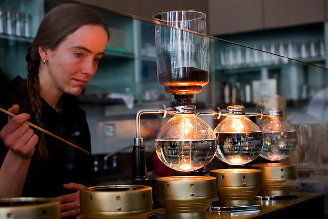 サードウェーブコーヒー、Blue Bottle coffee、ブルーボトルコーヒー