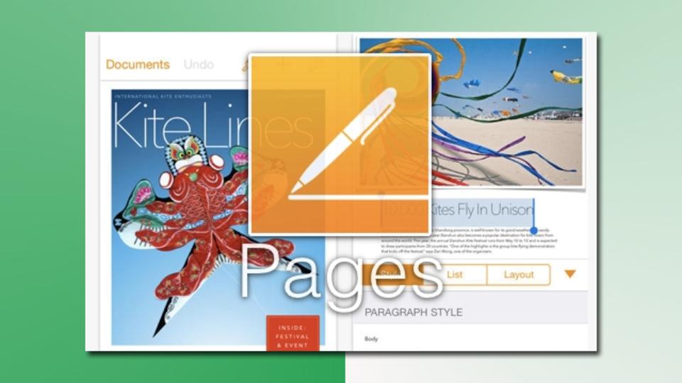 Apple謹製ワープロアプリ『Pages』の使い方をキミは知っているのか