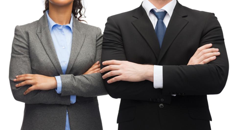 仕事における男女の最大の違い、それは自信