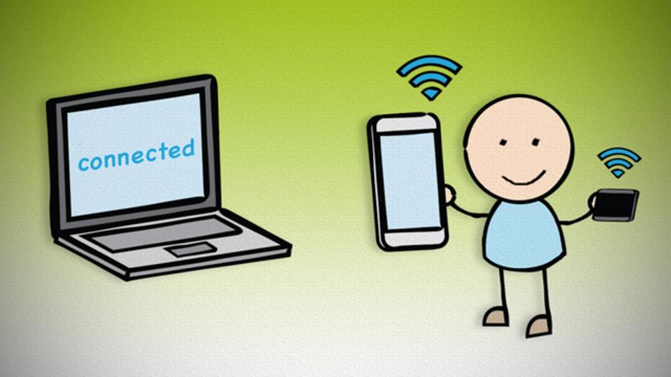 テザリング時代の今でも「モバイルルーター持ち」が捗る理由