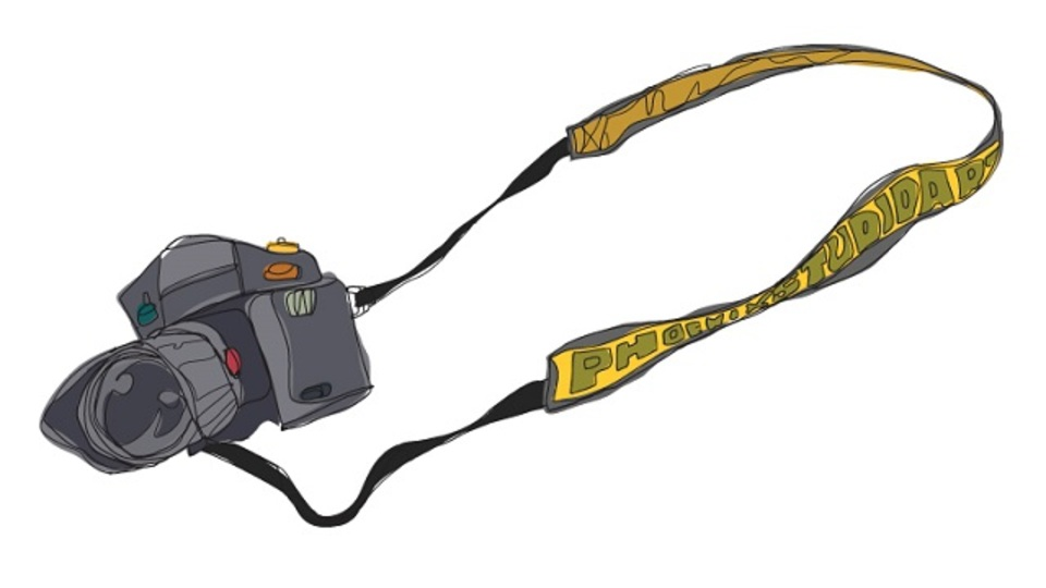 カメラのネックストラップは本当に必要?長所・短所と代用品を考えた