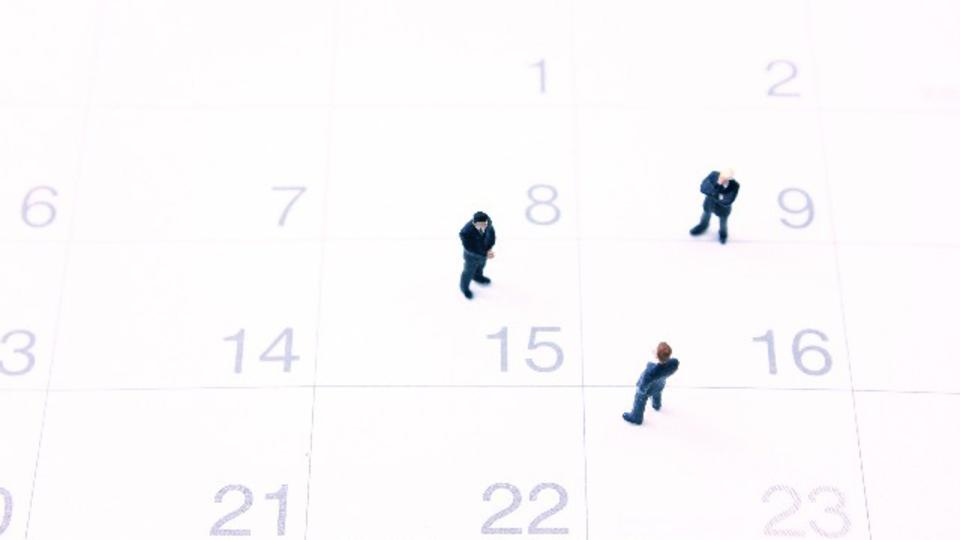 iPhoneの『カレンダー』をもっと便利に使うための4つの基本設定