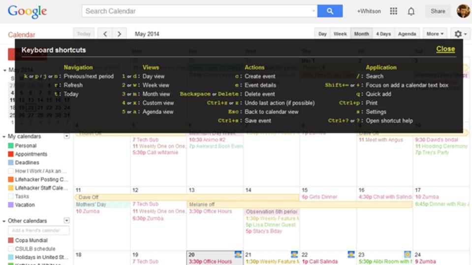 意外と知られていない「Googleカレンダー」の時短術