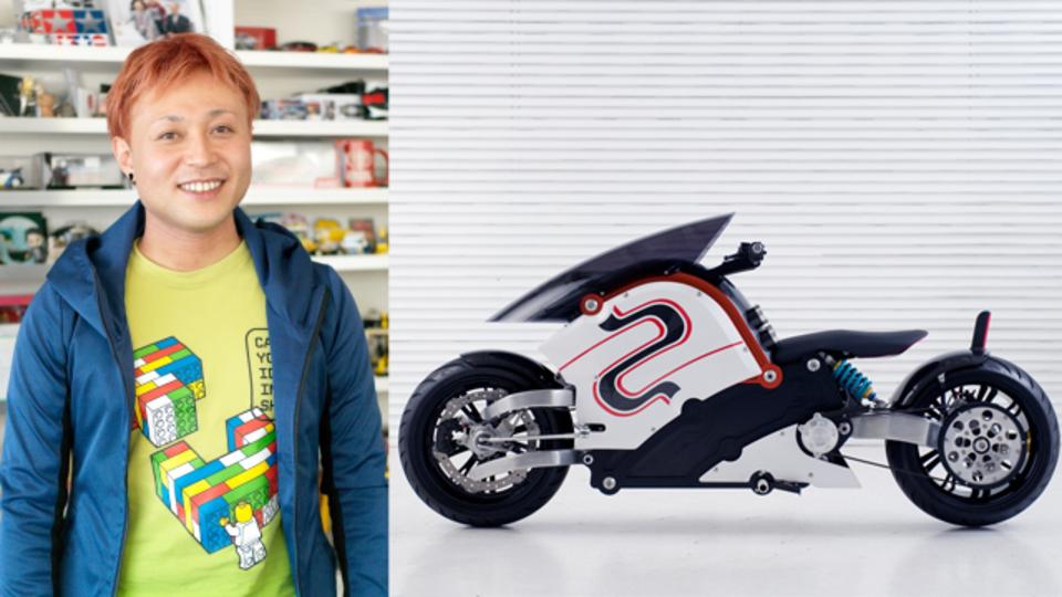 コミュニケーションこそ発想の源。1000万円の値がついた電動バイク「zecOO」デザイナーが語る「ハカどる仕事術」