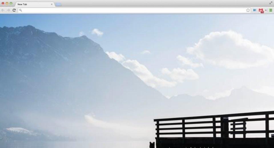 Chromeの「新しいタブ」に日替わりで美しい写真が表示される拡張機能『Ritual』
