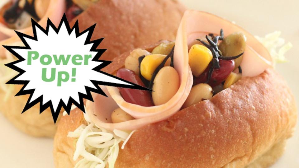 効率的に栄養摂取。ブランパンで作る「エネルギーチャージ・サンド」レシピ
