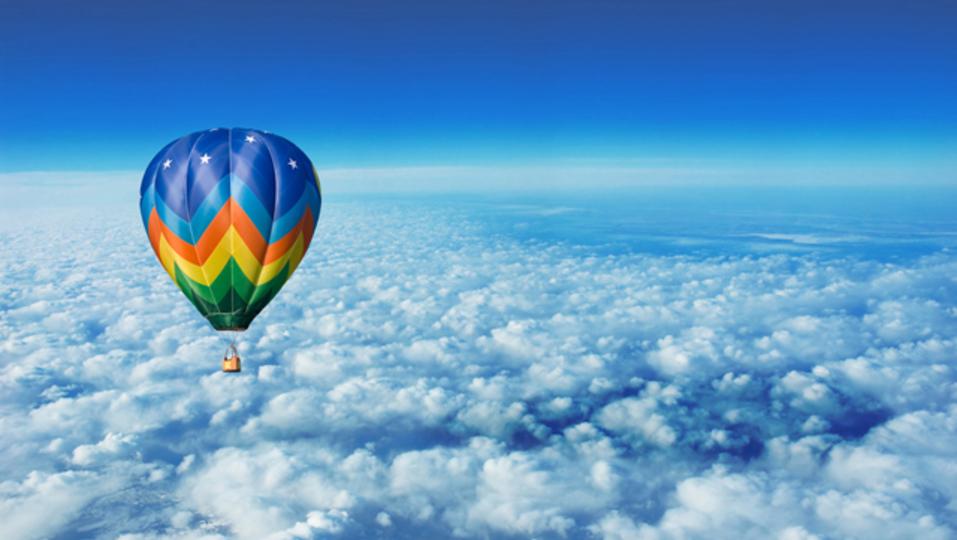 気球を使って世界中をWi-Fiエリアに。Googleのプロジェクトリーダーが語る壮大な目標