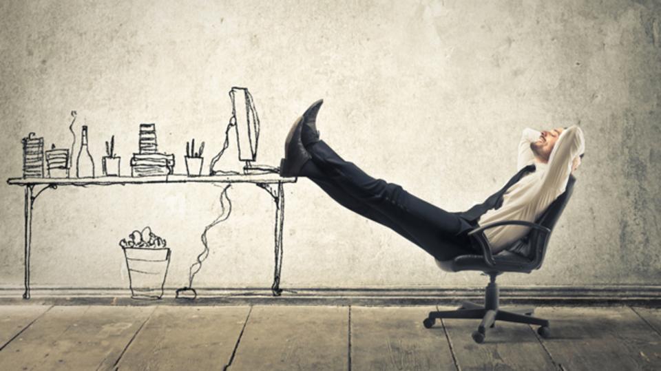 仕事の効率を高める第一歩は、生産性には浮き沈みがあると認めること