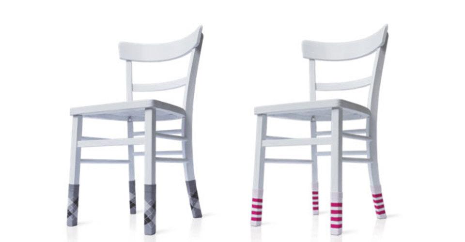 おしゃれは足元から...椅子も? マンションやアパートで大活躍のグッズ