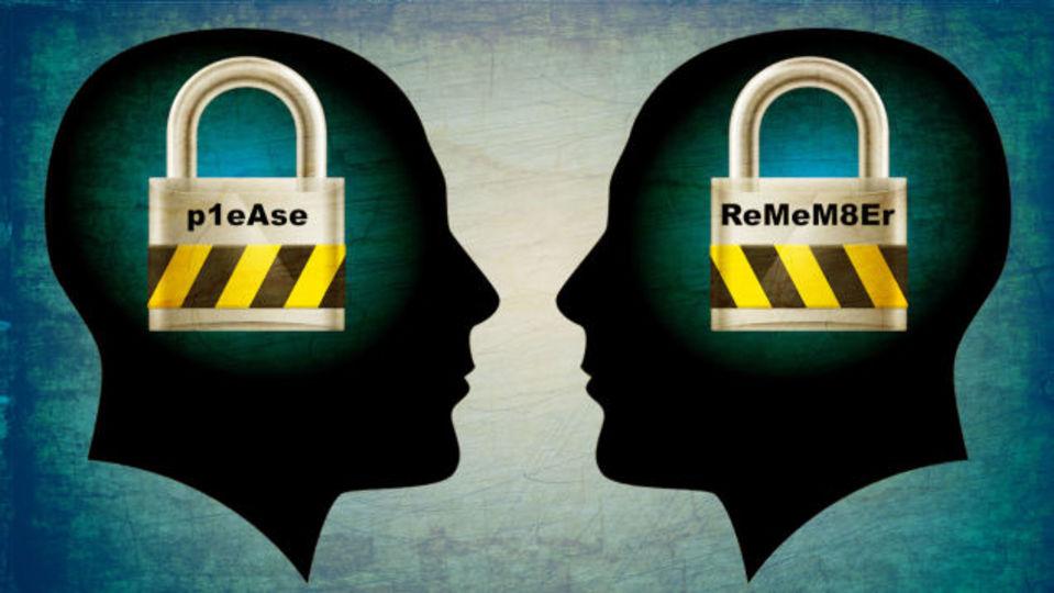 覚えられるけれど解読不能なパスワードの作り方4選
