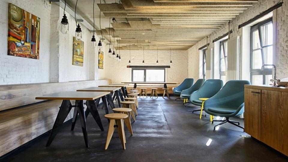 絶対行きたくなる。ビール醸造所をリノベーションしたSoundcloud社のオフィス