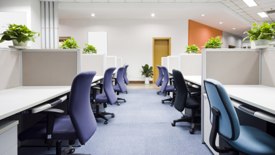 オフィス効率化のヒントは「緑」にあり