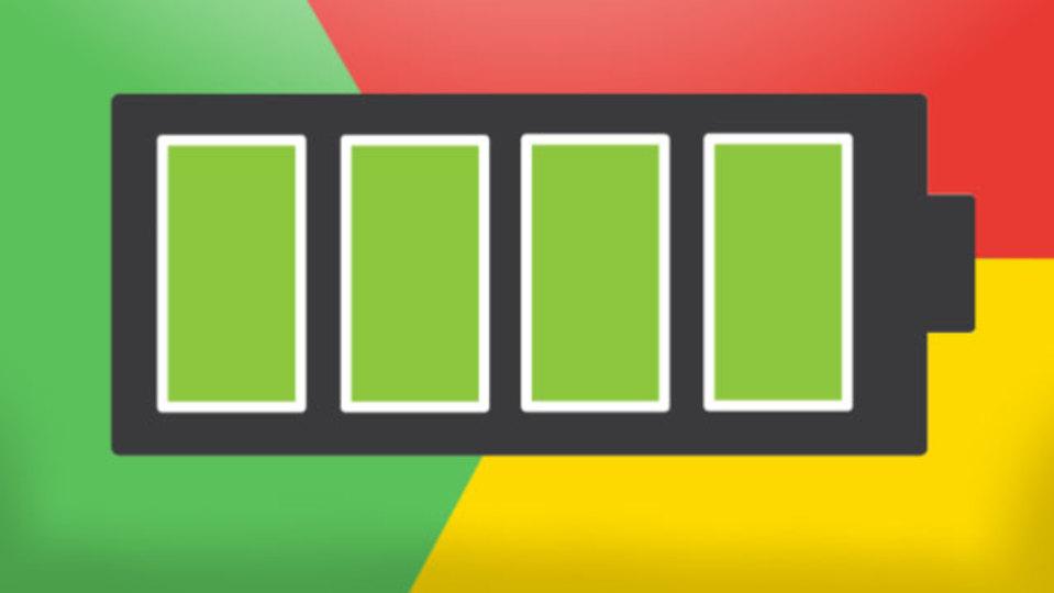 ChromeはIEやFirefoxよりバッテリーを消費する(Windowsの場合)