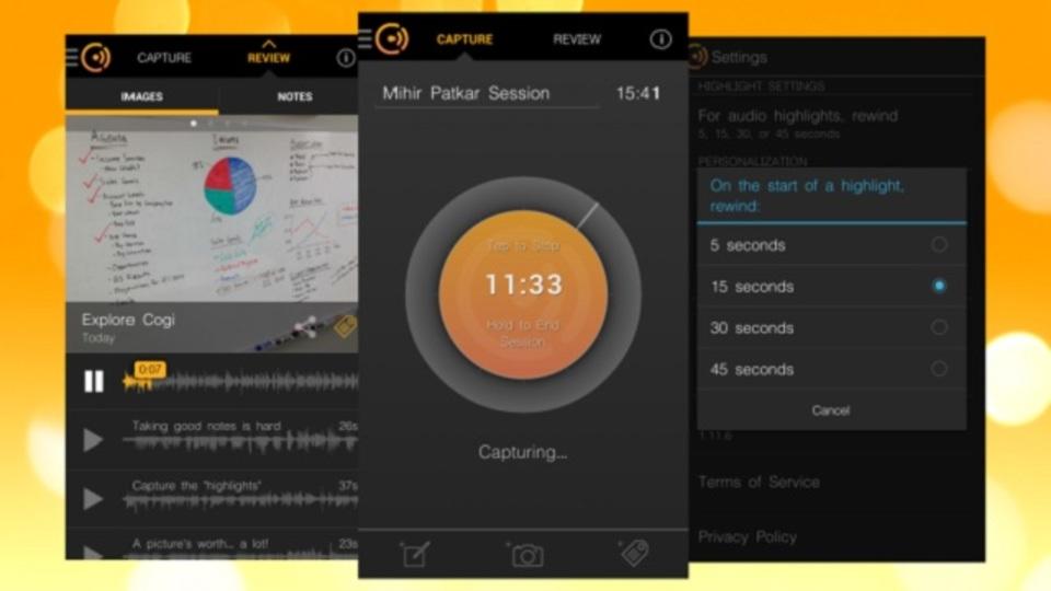 米LH編集部が選ぶベストなAndroidのボイスレコーダーアプリは『Cogi 』