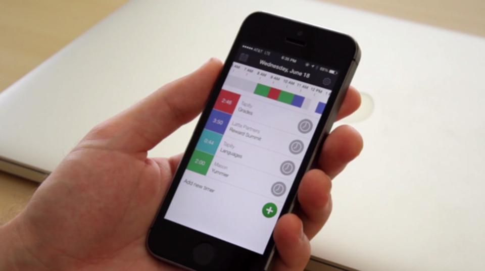 米Appleのデザインアワード受賞チームが作った、シンプルで美しい時間記録アプリ「Hours」
