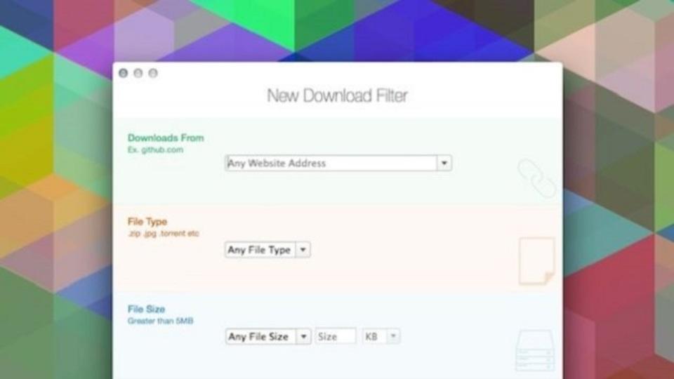 ダウンロード先の仕訳を自動化してフォルダがごちゃごちゃになるのを防ぐ『Download Organizer』