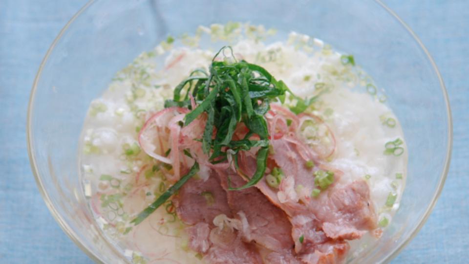 新連載、その名も「ライスハッカー」!夏に食べたい冷たいご飯メニュー「涼飯」のススメ
