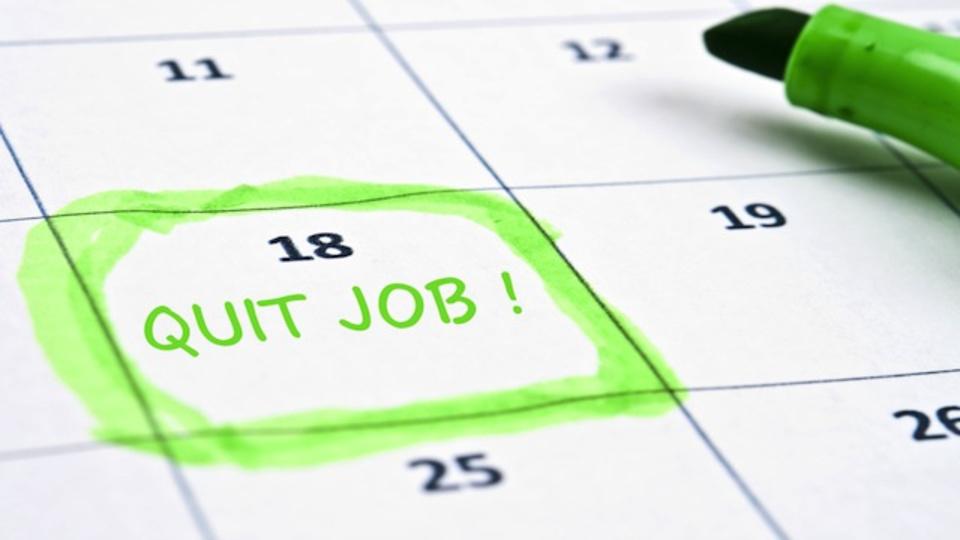 「仕事の辞め時」を見きわめ、前向きに次へ進むための原則【LHベストヒッツ】