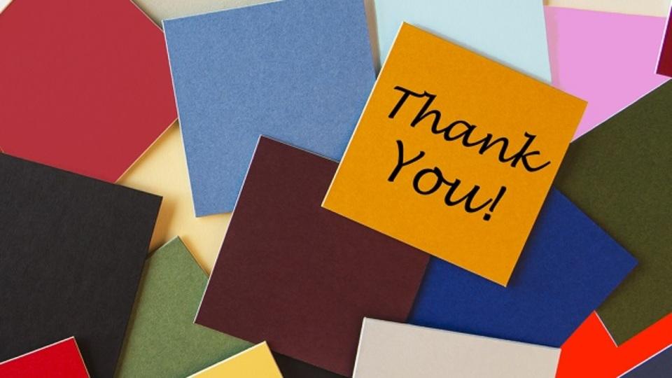日常生活の中で「ありがとう」の気持ちを上手に表す9つの簡単な方法