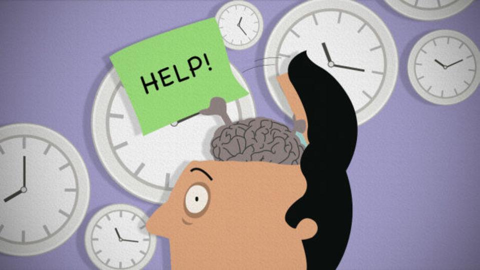 仕事の生産性はそのままで、不規則な生活から身を守る5つのコツ