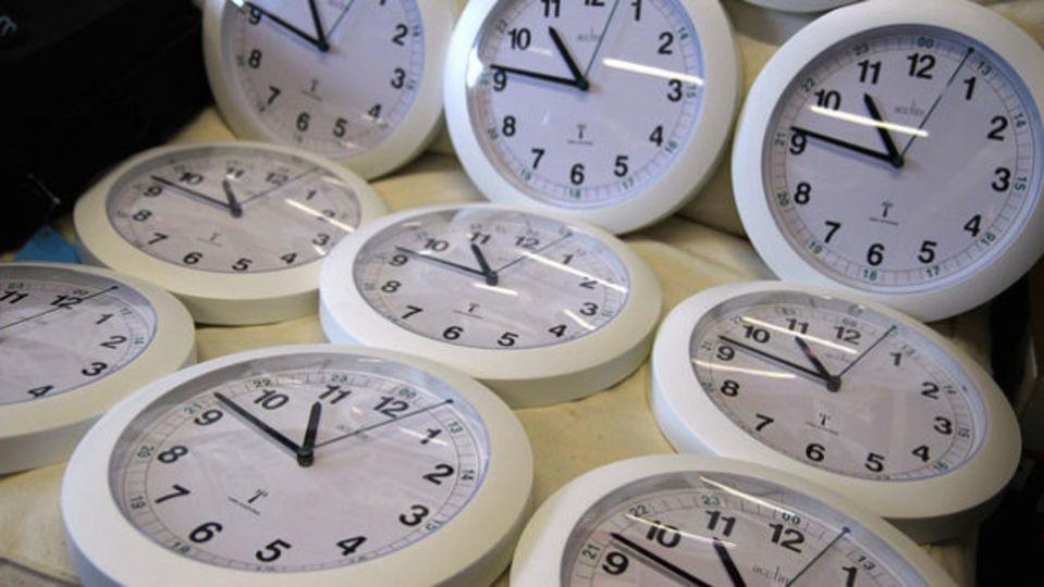 エネルギー切れを防ぐには、15分間の休憩を2回取るのがベスト
