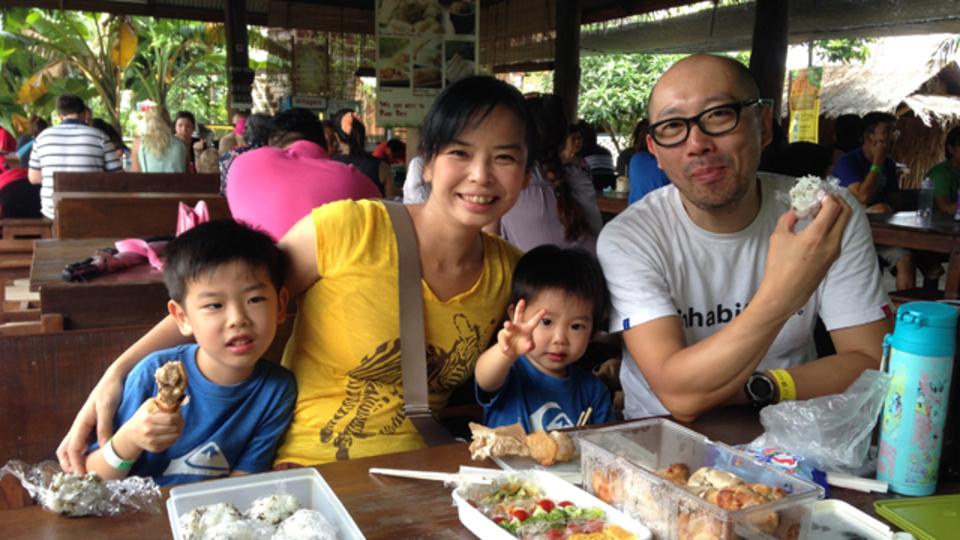 「家族で海外移住」という選択。 多民族国家マレーシアで子育ても仕事もワクワクしながらやってみる!