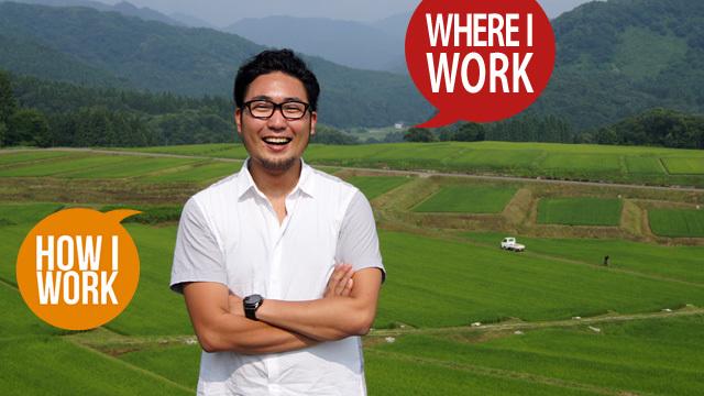 秋田と東京の二拠点生活がいい:若手米農家と秋田を活性化する「トラ男」プロデューサーの働き方