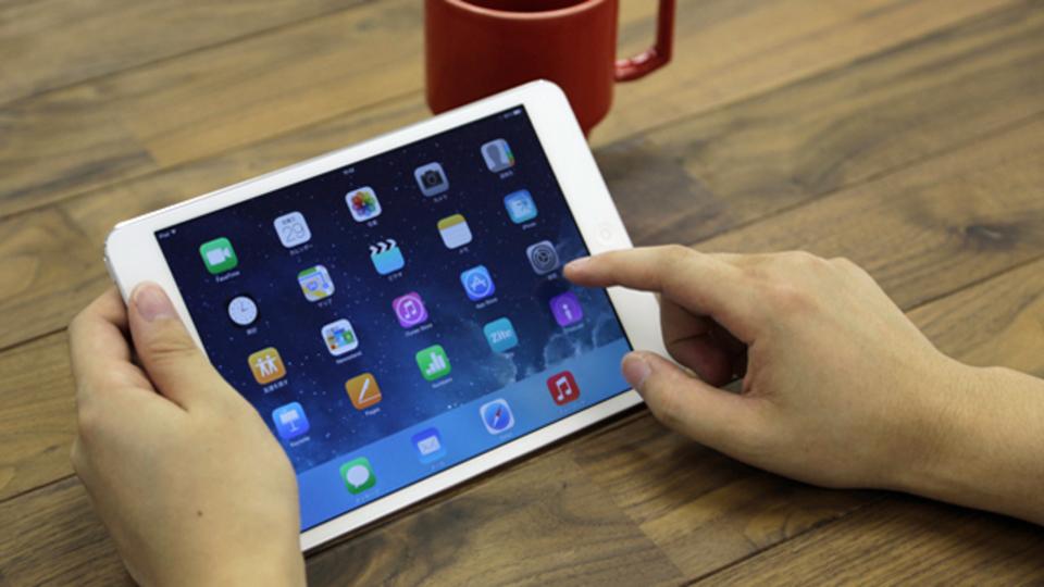 ipad miniを買わずに 借りる 安いからこそ気軽に始められる タブレット