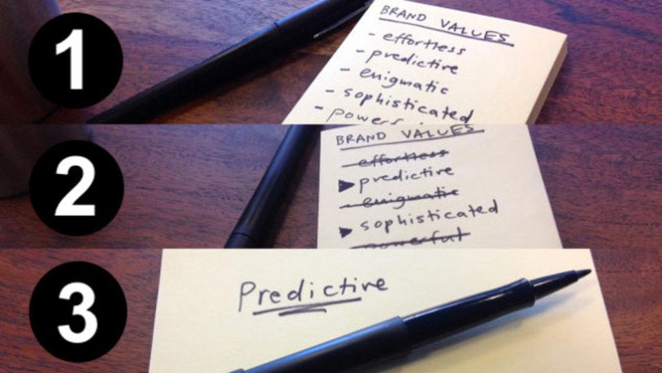 チームの意思決定に使える、Google Ventures流の「Note and Vote」メソッド