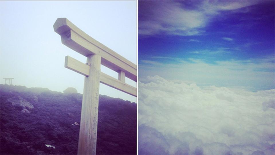 富士山に持って行くべき、高山病対策の三種の神器