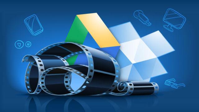 「Dropbox」や「Googleドライブ」に保存した音楽や動画をデバイスにストリーム配信する方法