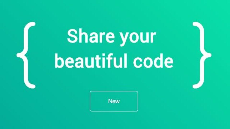 プログラムコードをコピペで簡単共有できるサービス「Climbi」