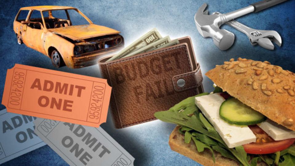 お金の予算管理ができない人にありがちな4つの原因