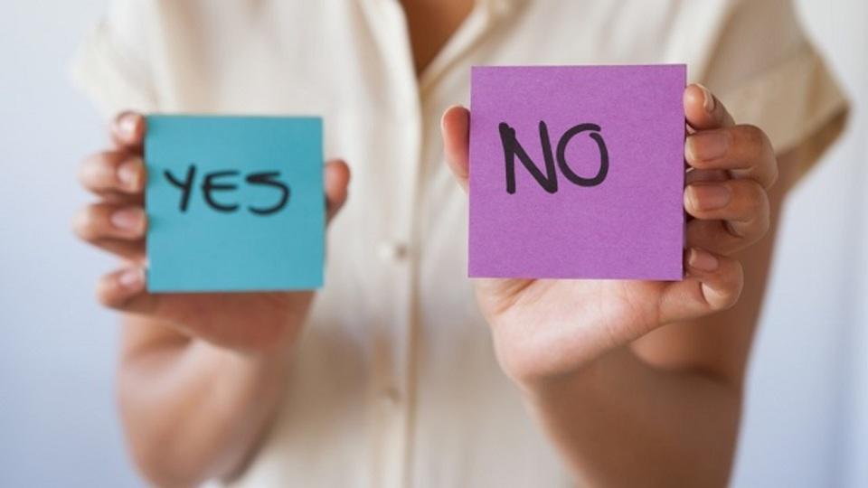 今日からすぐにでも「No」と言い始めたほうがいい7つのこと