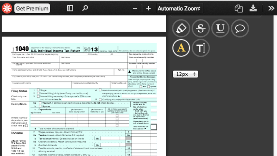 ブラウザ上でPDFを編集できるChrome拡張機能『Notable PDF』