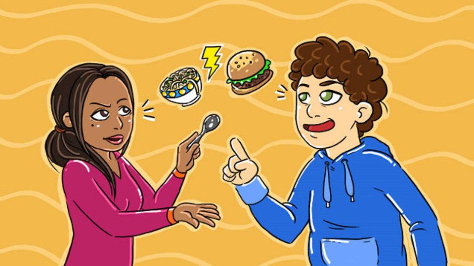 恋人や友人との「ご飯どこで食べる?」でケンカをしないためのTips