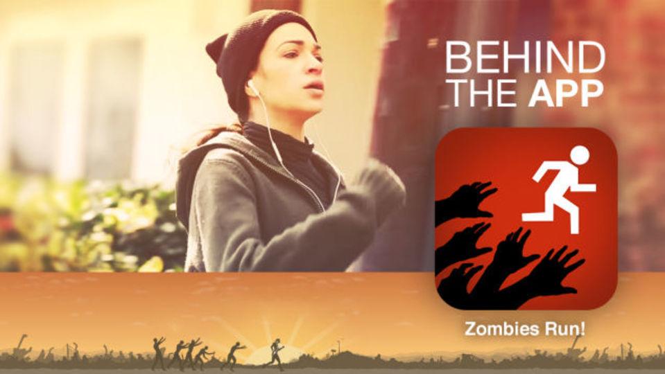 ゾンビから逃げるランニングアプリ『Zombies Run!』の開発ストーリー