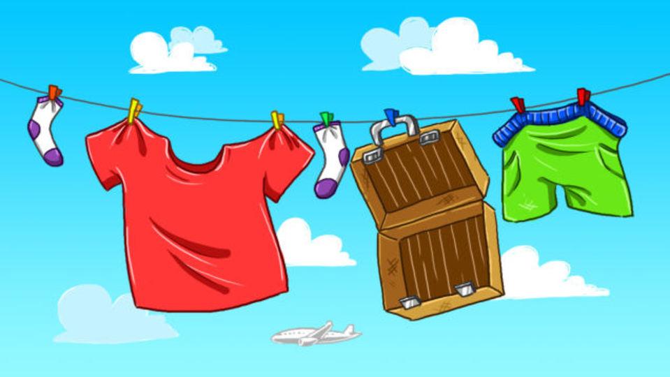 どんな旅行でも役に立つ、旅行中に上手に洗濯するコツ