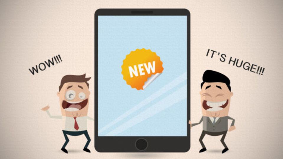大画面になったiPhone 6 Plusは買いか?衝動買いする前に考えておくこと