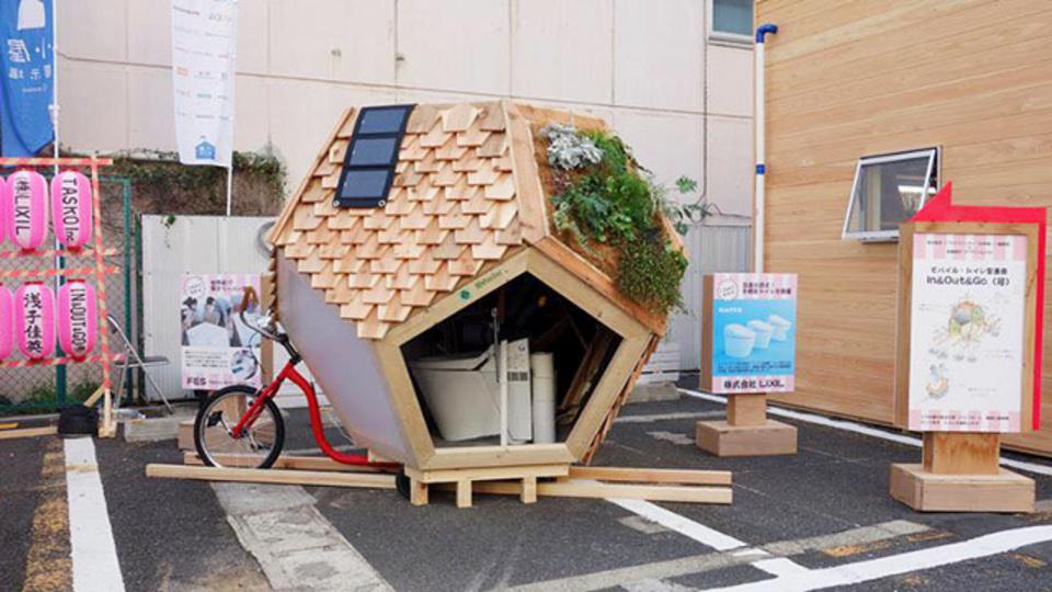 完成!これが僕らの「トイレ型書斎」:ライフハッカーとデザインムジカが制作する「小屋」ドキュメント vol.7